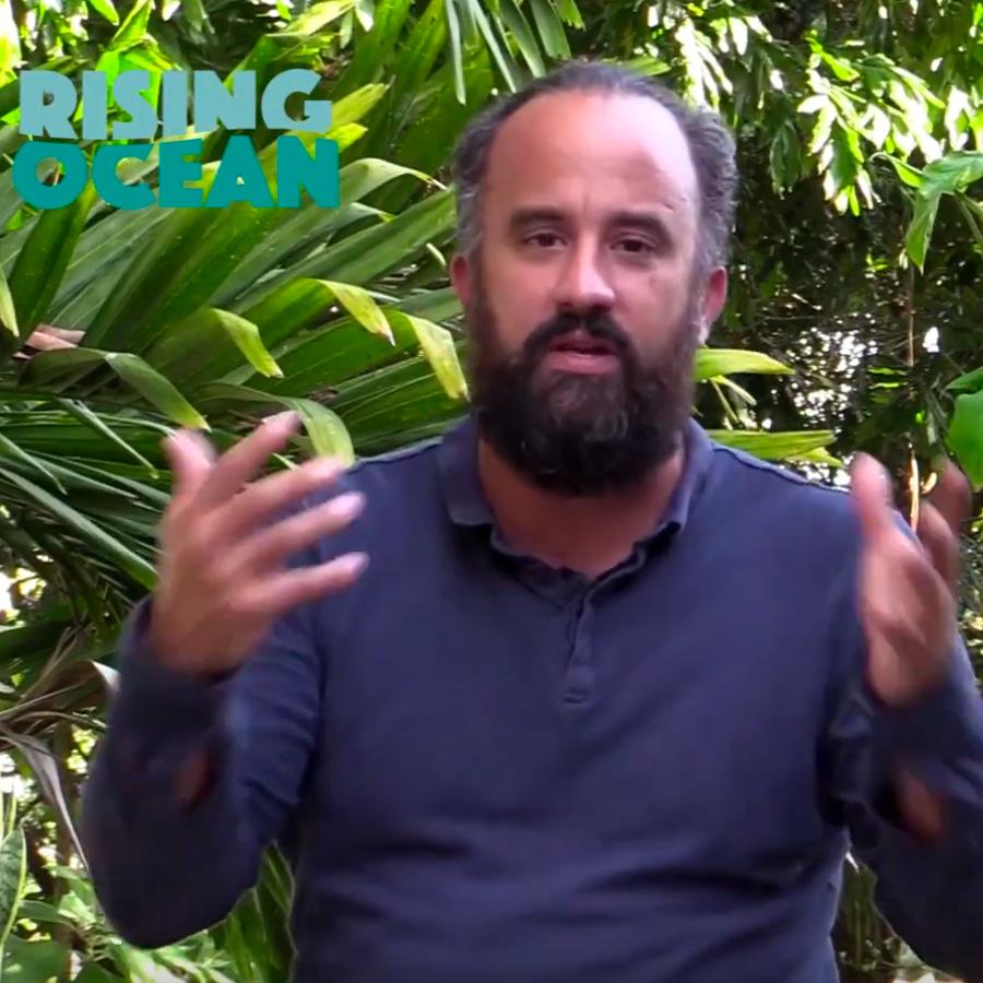 Interview de David Sauvage – Drame Wakashio et la mise en mouvement de la population Mauricienne.