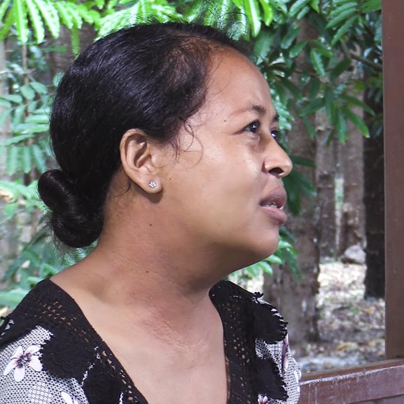 Fam dan konba – Miora Ramarosandy | Women in struggle – Miora Ramarosandy