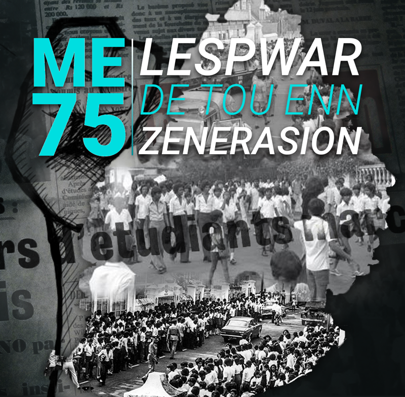 May 1975 – The hope of a whole generation in Mauritius