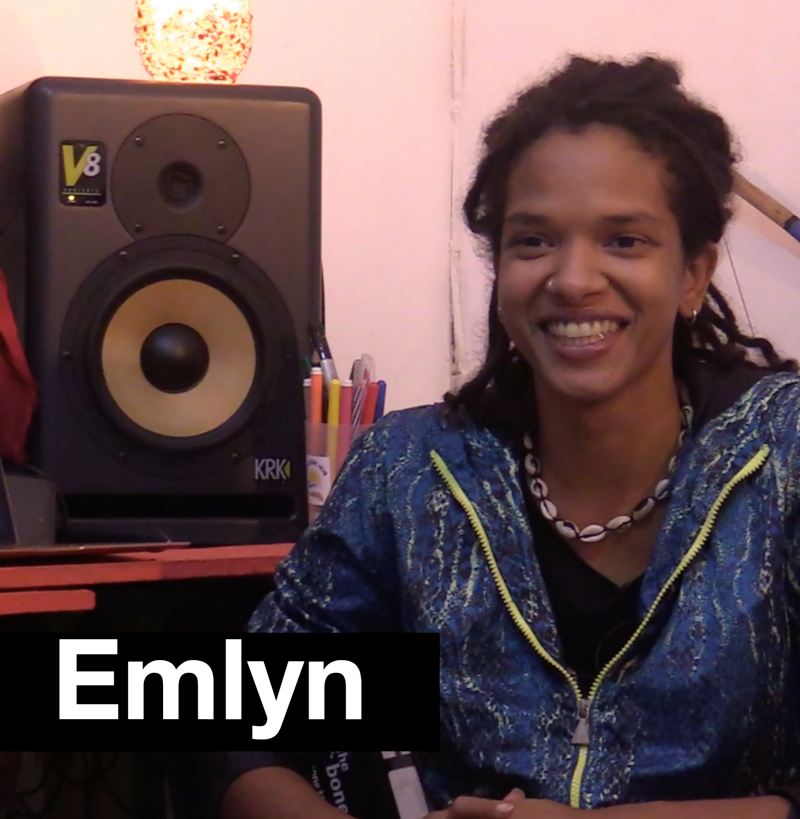 Emlyn – Lamizik dan lapo